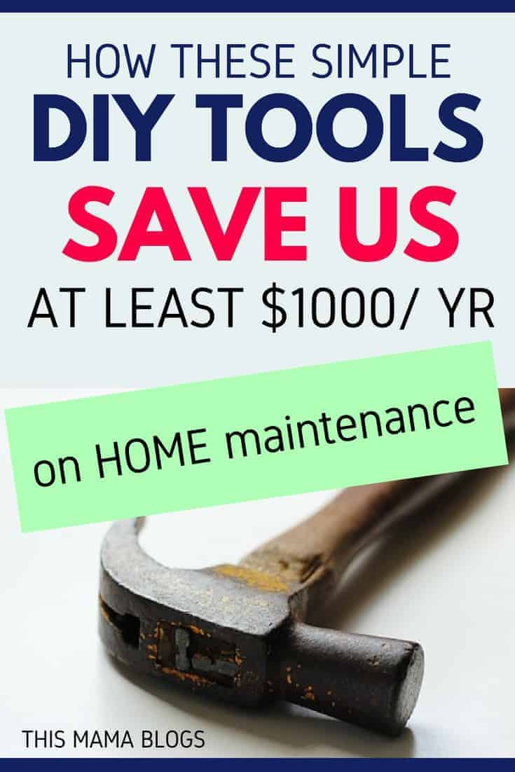 DIY Tools for Frugal Homeowners