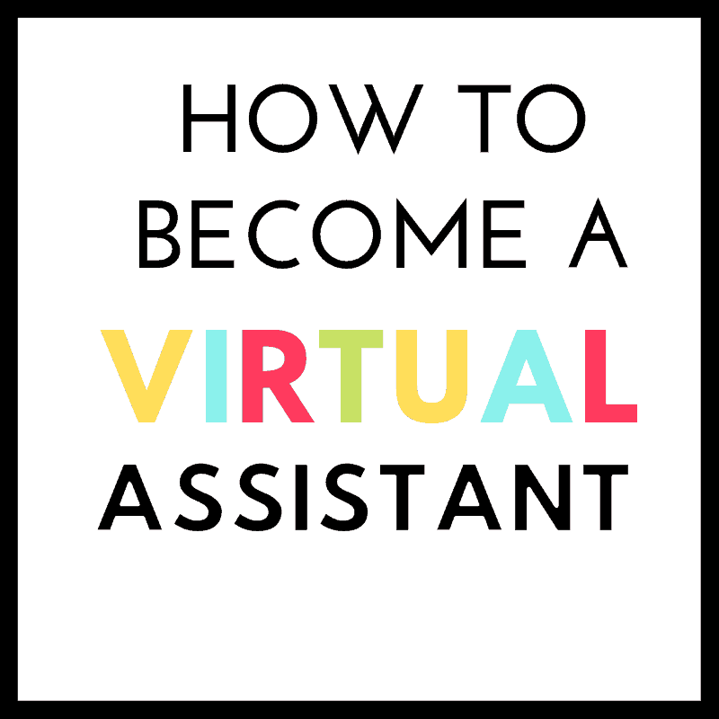 Working as a virtual assistant does not need prior experience, hence its a great entry-level or no experience job. If you want to learn how to become a virtual assistant , check out this resource!