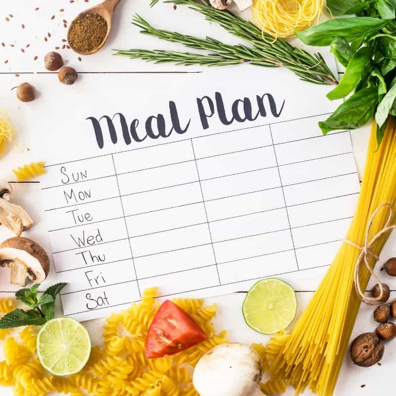 Simple Meal Planning Tips to Slash Your Grocery Budget in Half