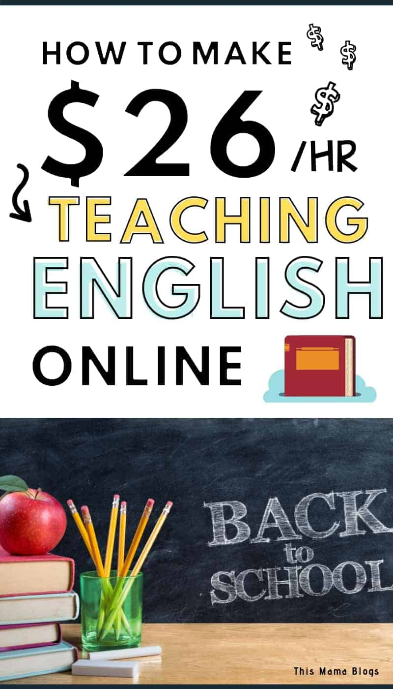 Teaching English online is a fantastic side hustle to make a comfortable income at home. Whether you are a mom looking for a work at home option while raising your kids or you're looking for a career change that allows you to work from home or anywhere, teaching ESL (English as a Second Language) online might just be the answer. You can easily sneak this side hustle into your schedule and make money without leaving home.  Get inspired by this real life story of an actual Magic Ears Teacher!