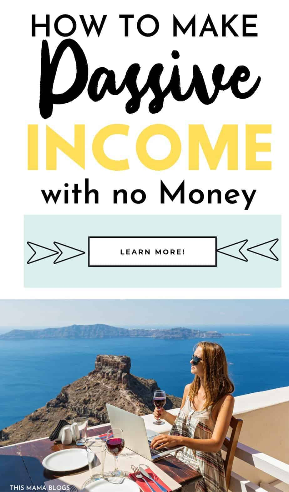 Everyone wants to make money while they sleep...but how to make passive income with no money or when you have little to invest? Here are 9 ways to make passive income for you! Yes, you can start generating passive income right now! #passiveincomeideas #realestateinvesting #makemoneywhileyousleep
