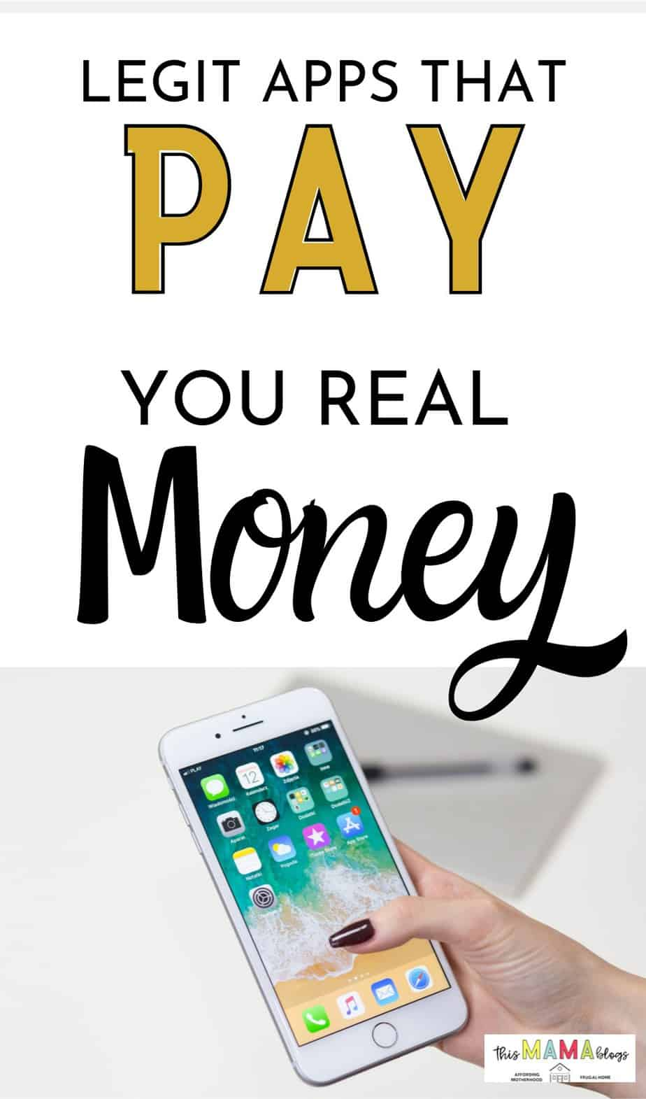 App That Pay Real Money