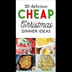 Cheap ideas for Christmas dinner menu