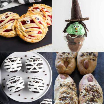 Cheap easy Halloween Treats to Make